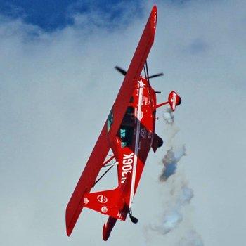 Aerobatics Cornwall