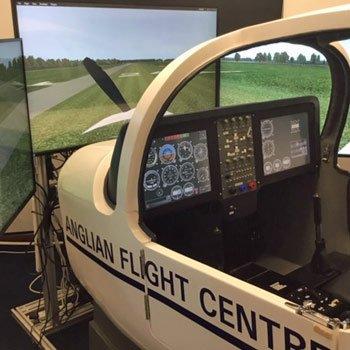 Flight Simulator Training Essex