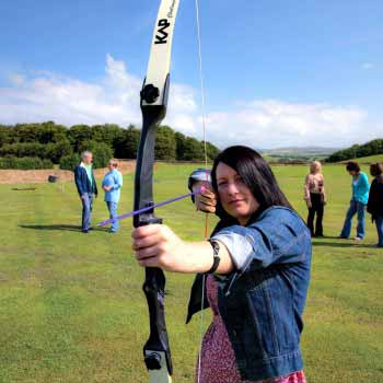 Archery Yorkshire Dales Picture