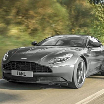 Aston Martin Db11 Drive Picture