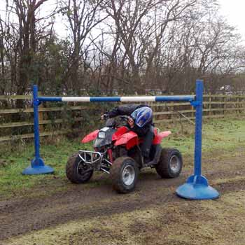 Junior Quads in Notts or Yorkshire