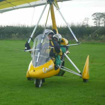 Microlights In Lancashire Picture