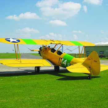 Stearman Biplane Flights
