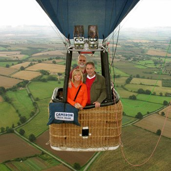 Exclusive & Romantic Ballooning for Two