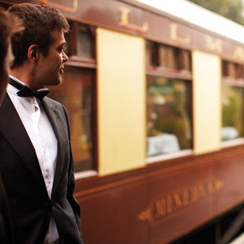 Belmond British Pullman London-The Dinner