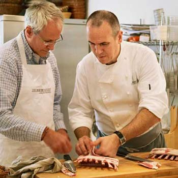 The Bertinet Kitchen Cookery Courses