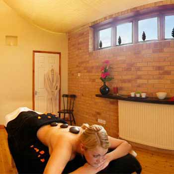 Hot Stone Massage In Derbyshire
