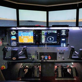 Full Motion Flight Simulator Bristol