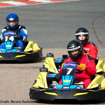 Outdoor Karting in Kent