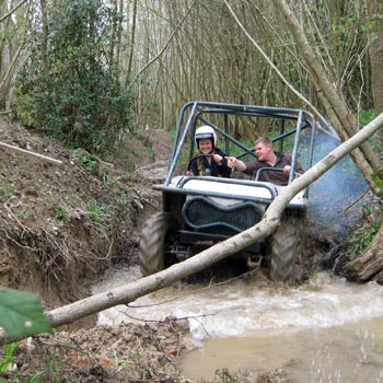 Muddy Off Road Experiences in Sussex