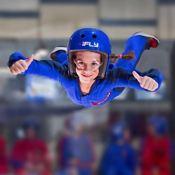 Indoor Skydiving for One Offer