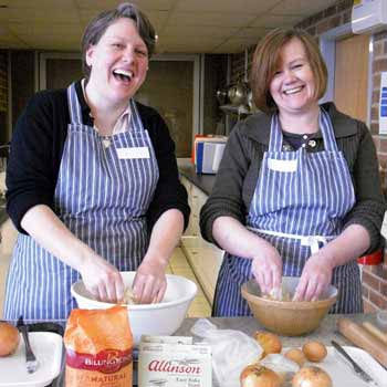 Cookery Workshops in Nottingham