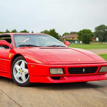 Ferrari 348 Ts Drive