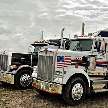 American Truck Driving Goodwood