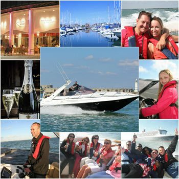 Sunseeker Driving Experience