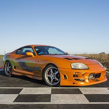 F&f Toyota Supra Experience