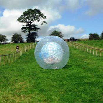 zorbing amp sphereing experience uk based available nationwide