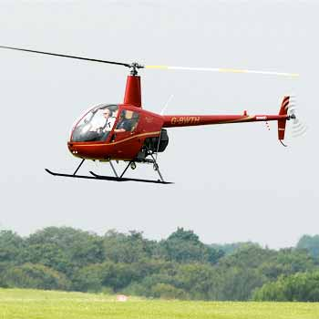 Helicopter Lessons Buckinghamshire Picture
