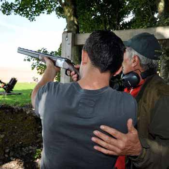 Clay Shooting West Sussex Picture