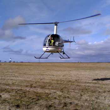 Helicopter Lessons In Newcastle Picture