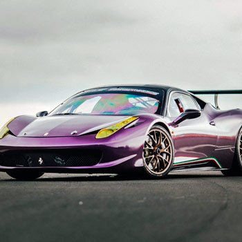 Ferrari 458 Challenge Experience