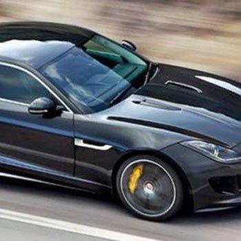 Jaguar F-type Thrill