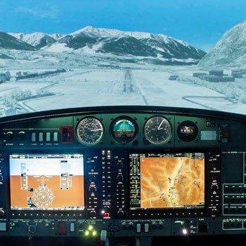Diamond Flight Simulator Lee-on-the-solent