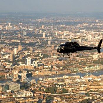 London Pleasure Flight From Essex