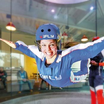 iFly FreeFall Indoor Skydiving