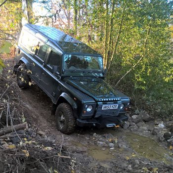 4x4 Off Road Driving Break For Two