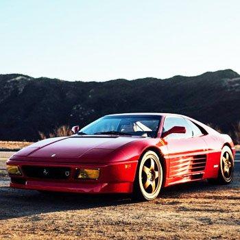 Ferrari 348 Ts Drive Picture