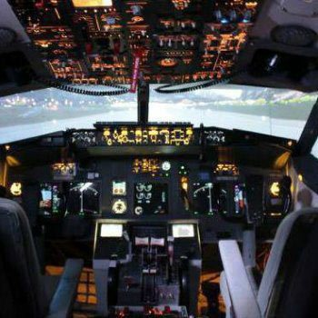 Flight Simulator Experiences Nationwide from Into The Blue