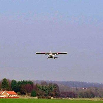 Flying Lessons Sheffield