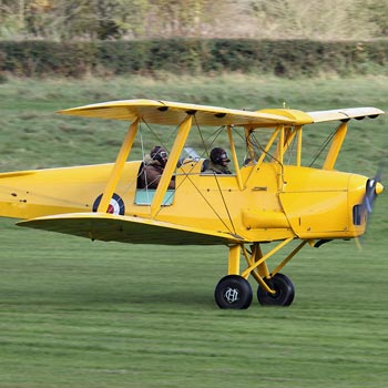 Tiger Moth Biplane Flights Devon
