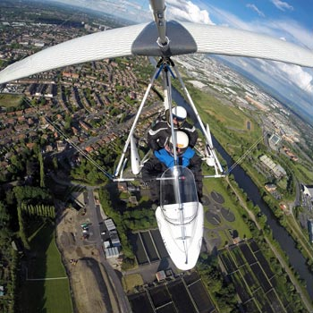 Microlights In Manchester