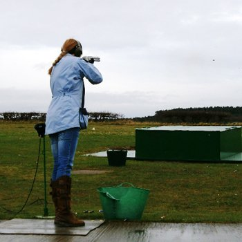 Clay Pigeon Shooting Nottinghamshire
