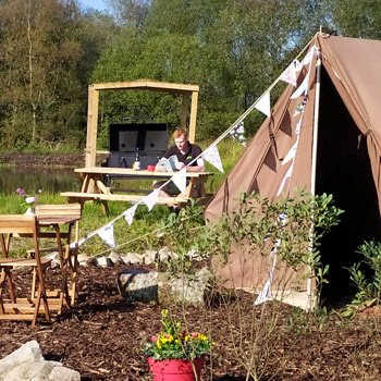 Outdoor Activity Glamping Break Stirlingshire