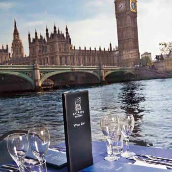 Thames River Dinner & Lunch Cruises