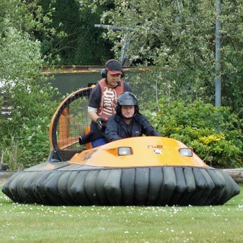 Hovercraft Experience Bedfordshire
