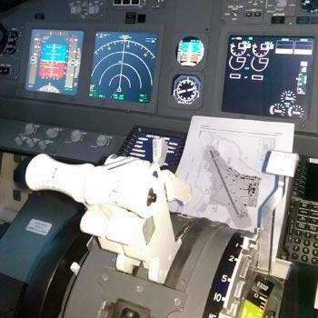 737 Simulator Glasgow