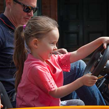 Driving lessons for kids 5-10 Years Old