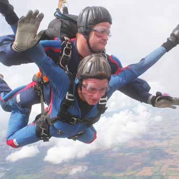 Tandem Skydive - Country Wide
