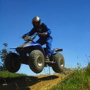 Family Quad Experience Oxfordshire