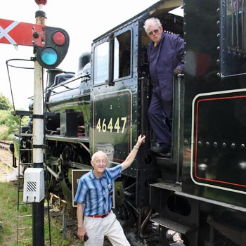 Steam Railway Experience for Two