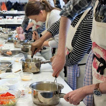 Cookery Class Choice with Greenwich Pantry