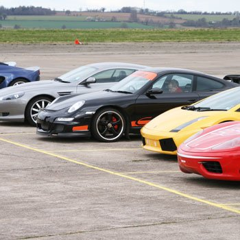 Ultimate Supercar Track Day