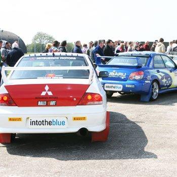 Mitsubishi Thrill in Oxfordshire