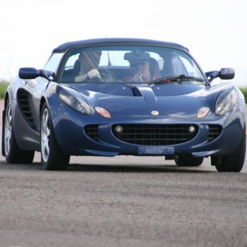 Lotus Thrill in Oxfordshire