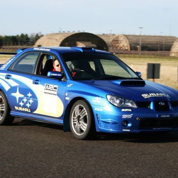 Subaru Race Circuit Thrill