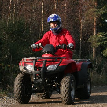 Kids Quad Biking in Newcastle